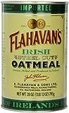 Flahavan's Irish Steel Cut Oatmeal Tin, 28-ounces (Pack of 2)