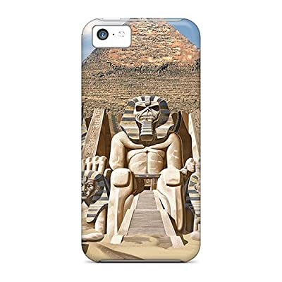 New Arrival Iphone 5c Case Powerslave Case Cover