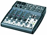 51EJ8MAmJeL. SL160  Behringer Xenyx 802 Premium 8 Input 2 Bus Mixer with XENYX Mic Preamps and British EQs Review