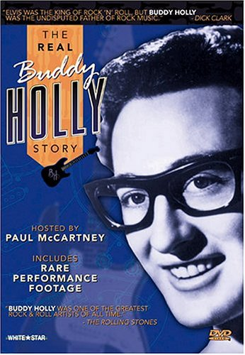 Real Buddy Holly Story [DVD] [Import]