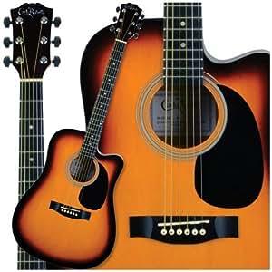 Carlo Robelli CDG25SB Acoustic Guitar