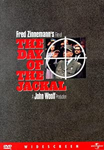 "Cover of ""The Day of the Jackal"""
