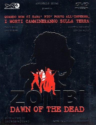 Zombi - Dawn of the dead - Box 4-DVD + CD