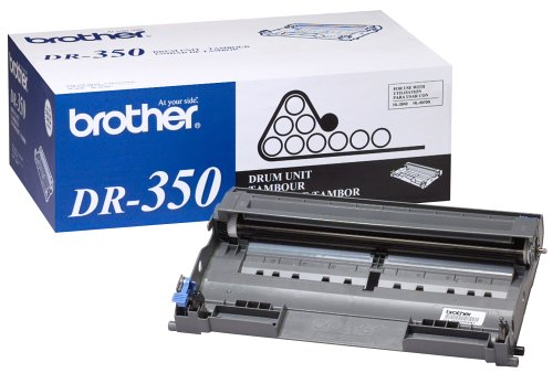 Brother DR350 Drum Unit - Retail Packaging (Drum Unit 350 compare prices)