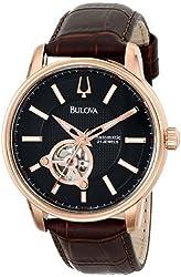 Bulova Men's 97A109 Bulova Series 160 Mechanical Watch