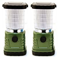 2 Pack Weiita L16 Led Lantern 180 Lumens Weather Resistant by Weiita