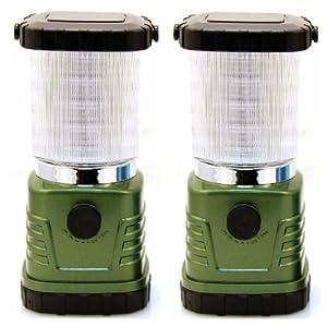 2 Pack Weiita L16 Led Lantern 180 Lumens Weather Resistant by Weiita