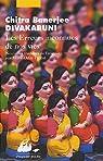 Les Erreurs inconnues de nos vies par Divakaruni