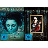 Twin Peaks - Season 1+2 im Set - Deutsche Originalware [10 DVDs]