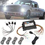 LEDGLOWs Automotive 4pc HID Xenon Strobe Kit ~ LEDGLOW