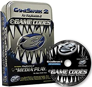 Amazon com gameshark with media player sony playstation 2 video