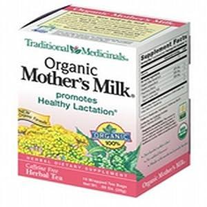 Organic Mother's Milk Tea 16 Bags from Traditional Medicinals Tea
