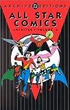 All Star Comics - Archives, Volume 6 (1563896362) by Fox, Gardner