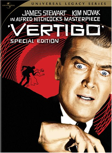 Vertigo [DVD] [1958] [Region 1] [US Import] [NTSC]