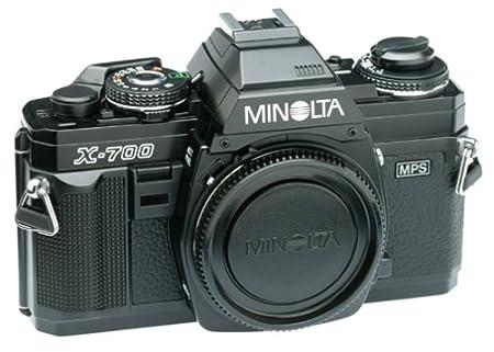 Minolta Camera Price Minolta X-700 35mm Slr Camera
