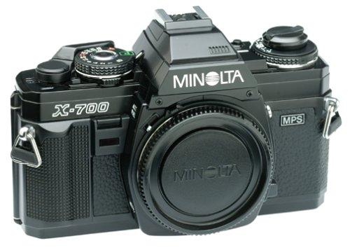 Minolta X-700 35mm SLR Camera (Body Only)