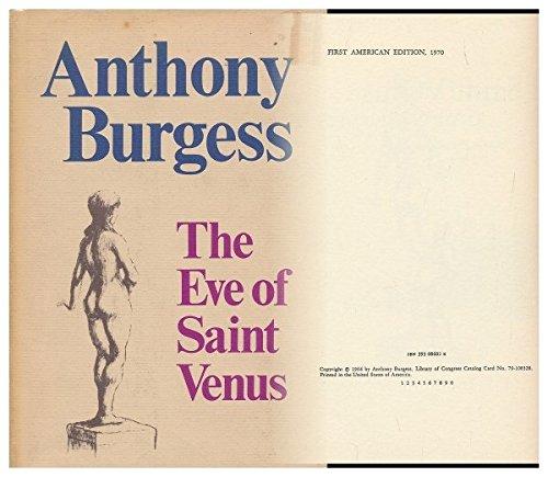 The eve of Saint Venus