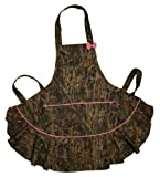 Rock Point RP967 True Timber Apron for Women, Camouflage