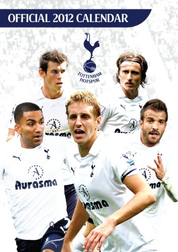 Official Tottenham Hotspur FC Calendar 2012