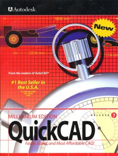 cad design software quickcad millennium 70