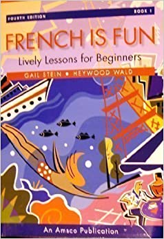 french is fun book 1 lively lessons for beginners 9781567653427 books. Black Bedroom Furniture Sets. Home Design Ideas