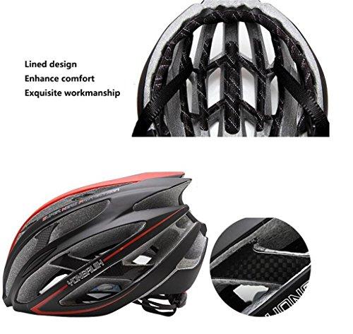 Rainbow flower MTB road bike helmet integrally molded helmet riding helmet men and women