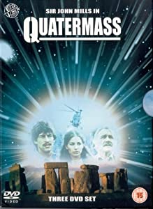 Quatermass : The Complete TV Series (3 Disc Box Set) [1979] [DVD]