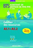 echange, troc Michel Bringer, Claude Coignat, Dany Deschamps, Chrystèle Leleu - A5.1 et A5.2 Gestion des ressources