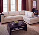 Palliser Furniture 77201X Jura Leather Sectional Sofa