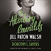 The Attenbury Emeralds: A Lord Peter Wimsey Mystery   Jill Paton Walsh