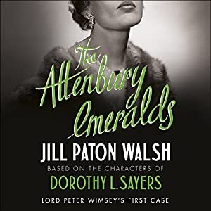 The Attenbury Emeralds Audiobook