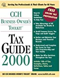 img - for Cch Business Owner's Toolkit Tax Guide 1999 (The Cch Business Owner's Toolkit Series) book / textbook / text book