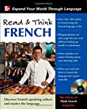 img - for Read & Think French with Audio CD by The Editors Of Think French! Magazine (2010) Paperback book / textbook / text book