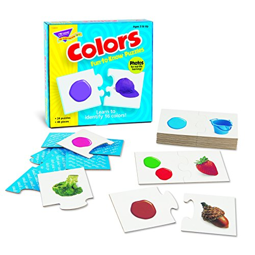 Fun-to-Know® Puzzles: Colors