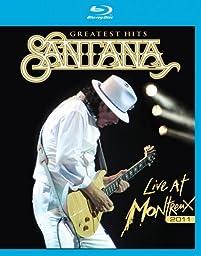 Santana: Live at Montreux 2011 [Blu-ray]