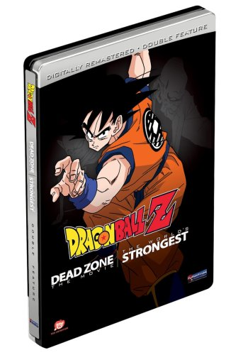 Dragon Ball Z Double Feature: Dead Zone / World's Strongest (Steelbook)