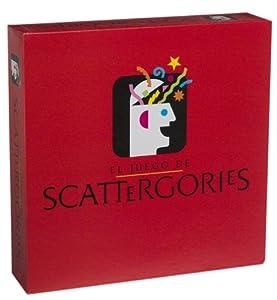 Amazon.com: El Juego De Scattergories: Toys & Games