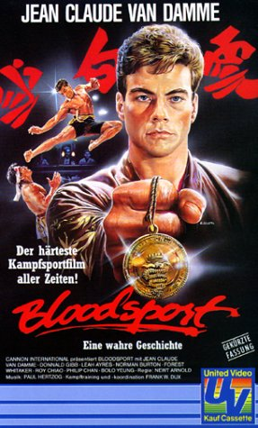 Bloodsport [VHS]
