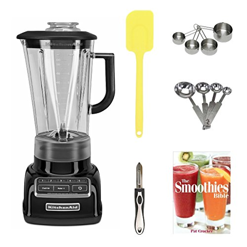 Kitchenaid Blender Black front-544471