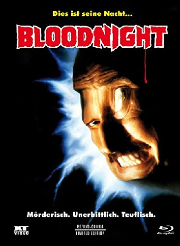Bloodnight [Blu-ray] [Limited Edition]
