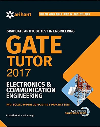 GATE Tutor 2017 Electronics & Communication Engineering