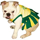 Pets First Oregon University Dog Cheerleader Outfit, Medium