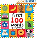 First 100 Words (Bright Baby)