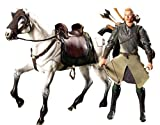 Legolas and Arod 'Lord of the Rings' horse and rider action figure set