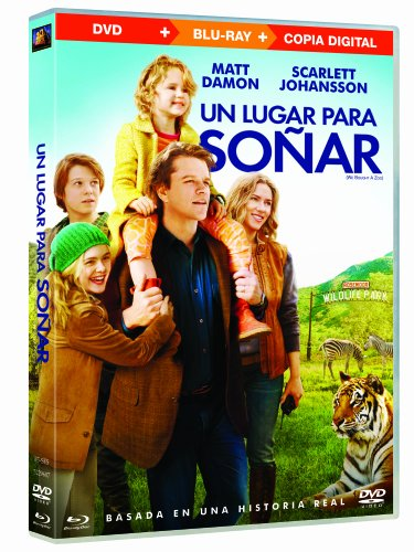 Un Lugar Para Soñar (Dvd+Bd+Copia Digital)