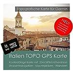 Italien Garmin Karte TOPO 4GB microSD...