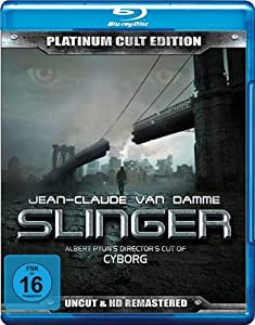Slinger - Albert Pyun's Director's Cut of Cyborg ( plus Bonus-DVD ) [Blu-ray]
