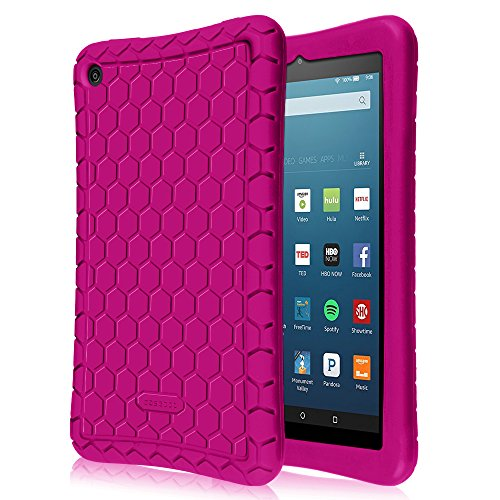 fintie-silicone-case-for-amazon-all-new-fire-hd-8-honey-comb-series-light-weight-anti-slip-shock-pro