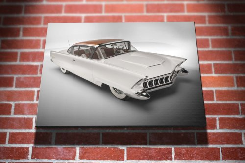 mercury-monterey-cars-gallery-framed-canvas-art-picture-print