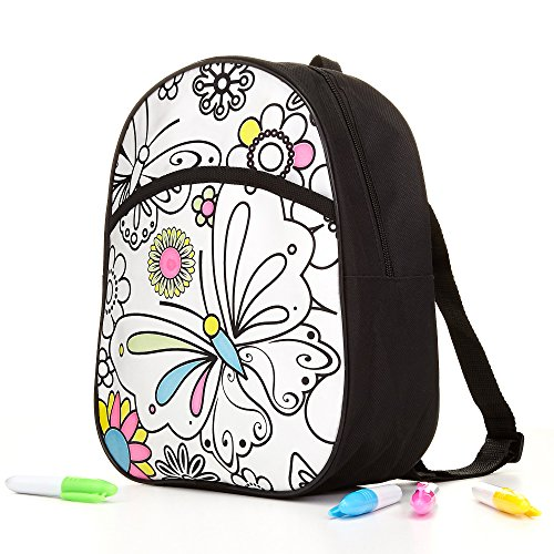 Color-Me-Fun-Mini-Backpack-for-Children-Arts-Crafts-for-girls-DIY-project-kid-toy-by-TALLAE